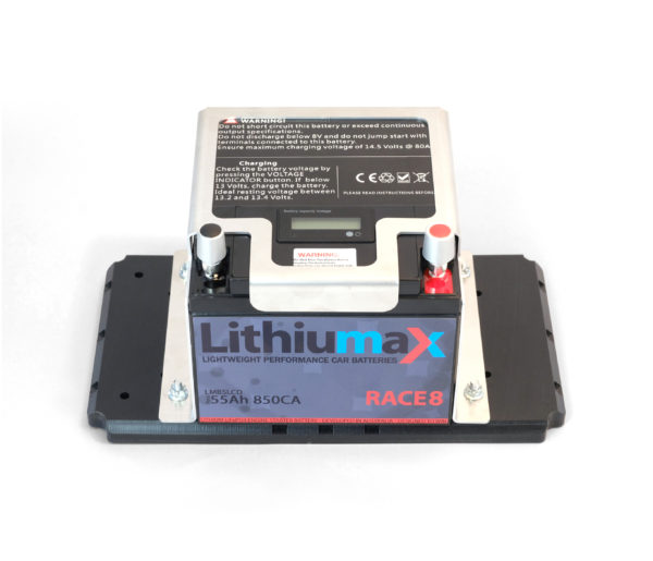 Lithiumax Race8 Batterie